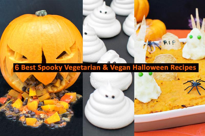 Halloween Vegetarian Recipes  6 Best Spooky Ve arian & Vegan Halloween Recipes