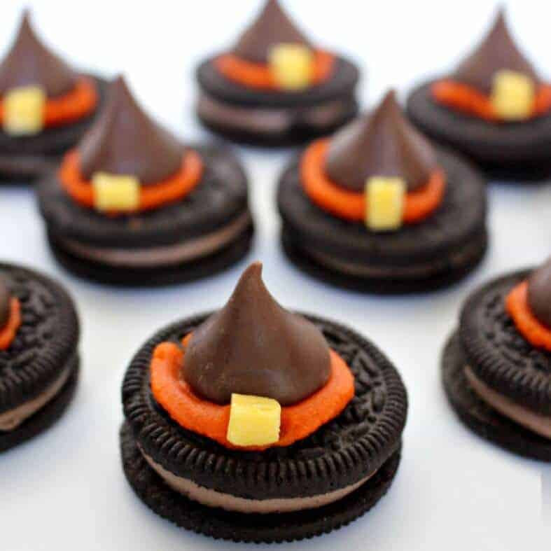 Halloween Witches Hats Cookies  Easy Halloween Treats for Your Classroom Parties Page 2