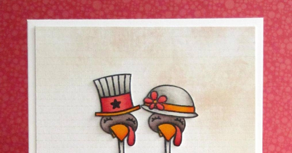 Happy Thanksgiving Jive Turkey  Virtual Smooches Happy Thanksgiving with Noggin Toppers