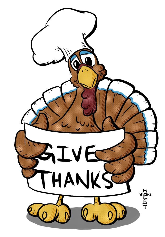 Happy Thanksgiving Jive Turkey  turkey
