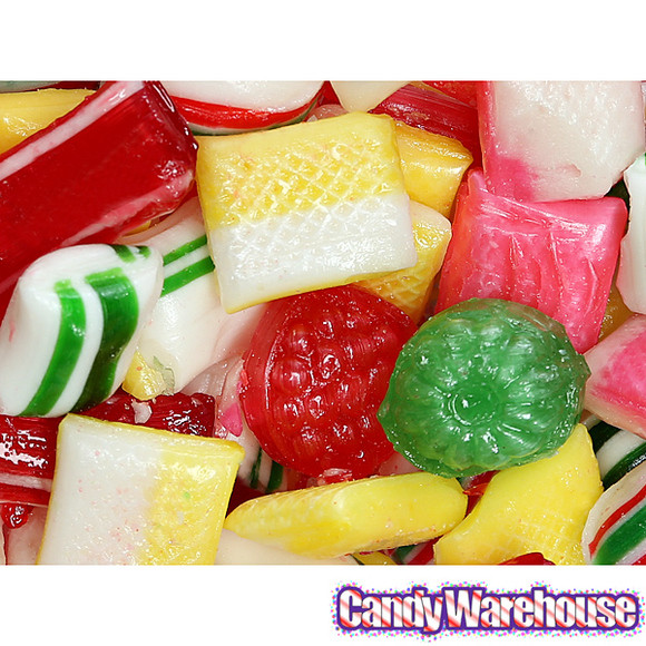 Hard Christmas Candy  Brach s Holiday Mix Hard Candy 9 5 Ounce Bag