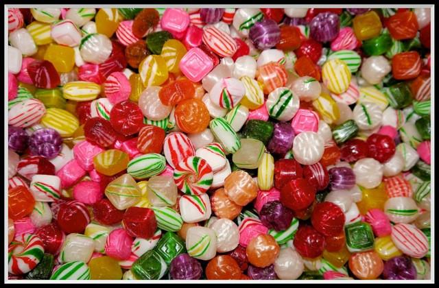 Hard Christmas Candy  Christmas Theme Chocolates Sanborns Can s Hampton NH