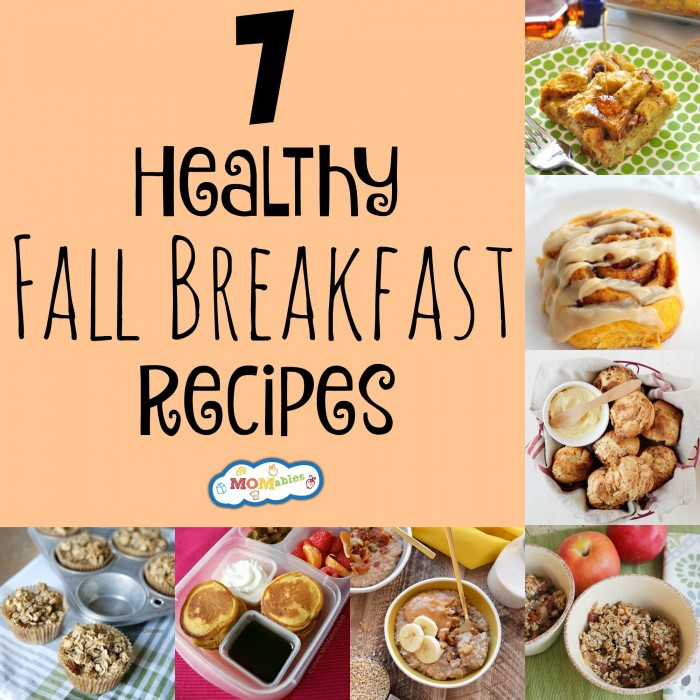 Healthy Fall Breakfast Recipes  7 Healthy Fall Breakfast Recipes MOMables