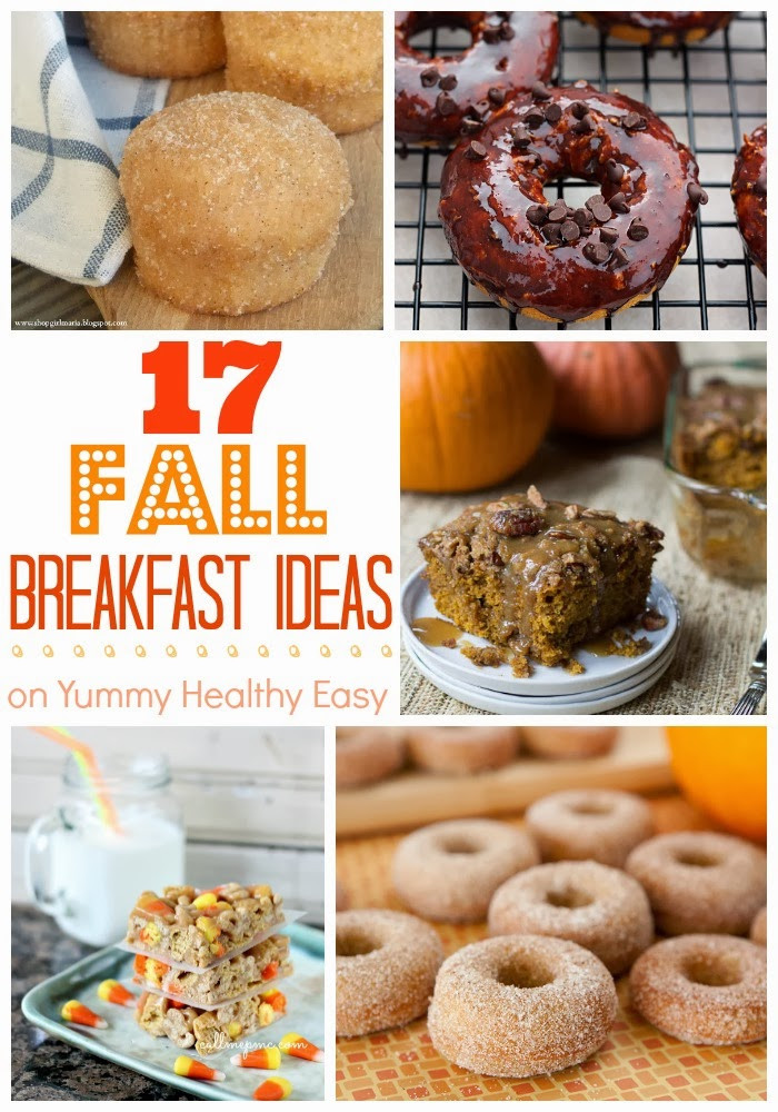 Healthy Fall Breakfast Recipes  17 Fall Breakfast Recipes Yummy Healthy Easy