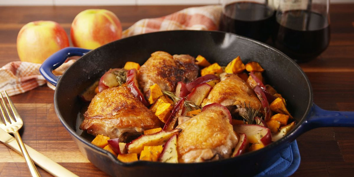 Healthy Fall Dinners  30 Healthy Fall Recipes Healthiest Autumn Meals —Delish