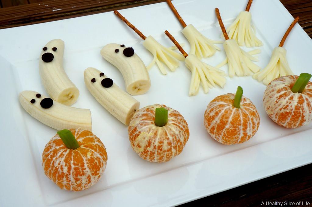 Healthy Halloween Party Snacks  Healthy Halloween Goo s for Kids