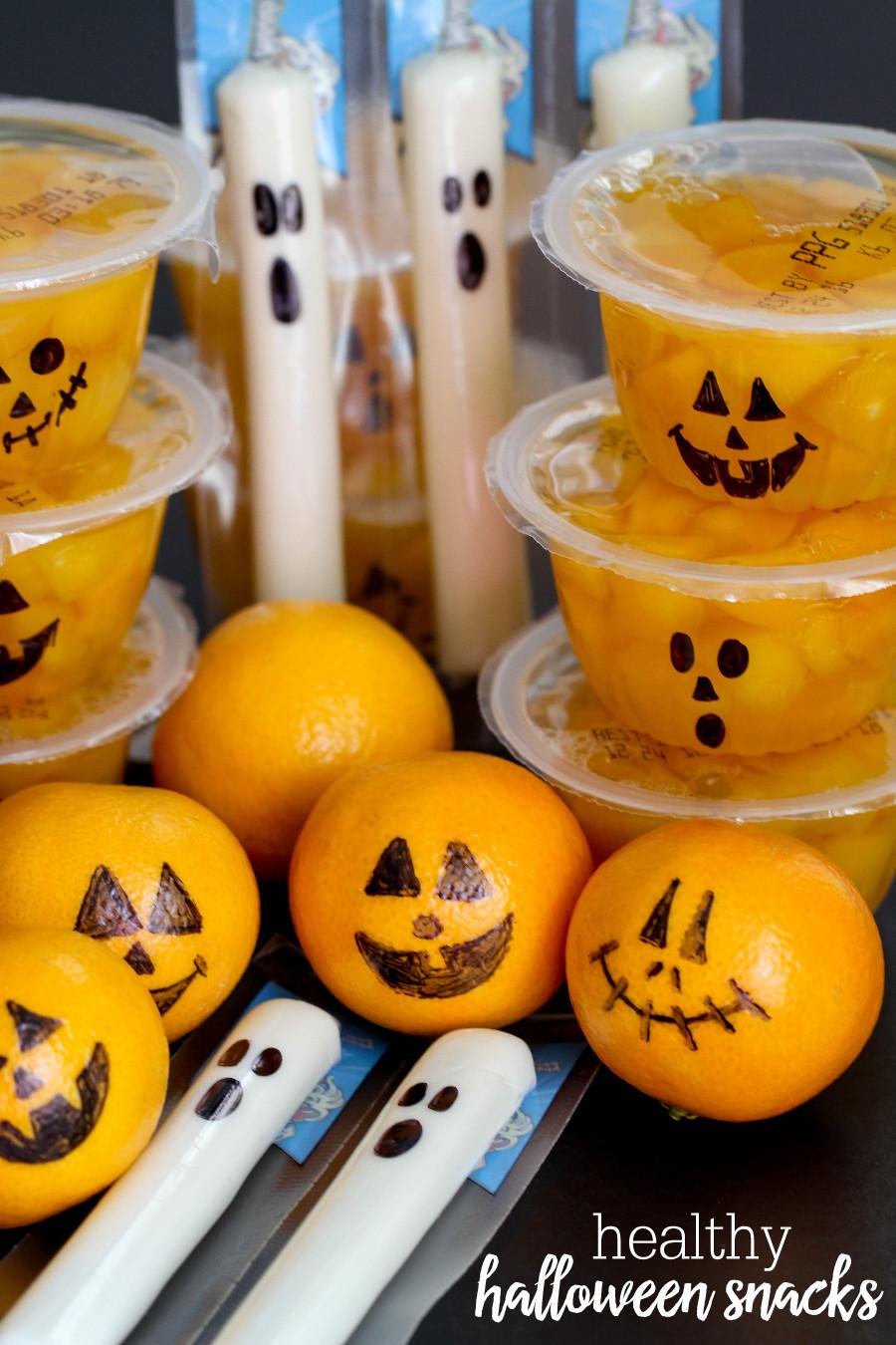Healthy Halloween Party Snacks  Healthy Halloween Snacks Lil Luna