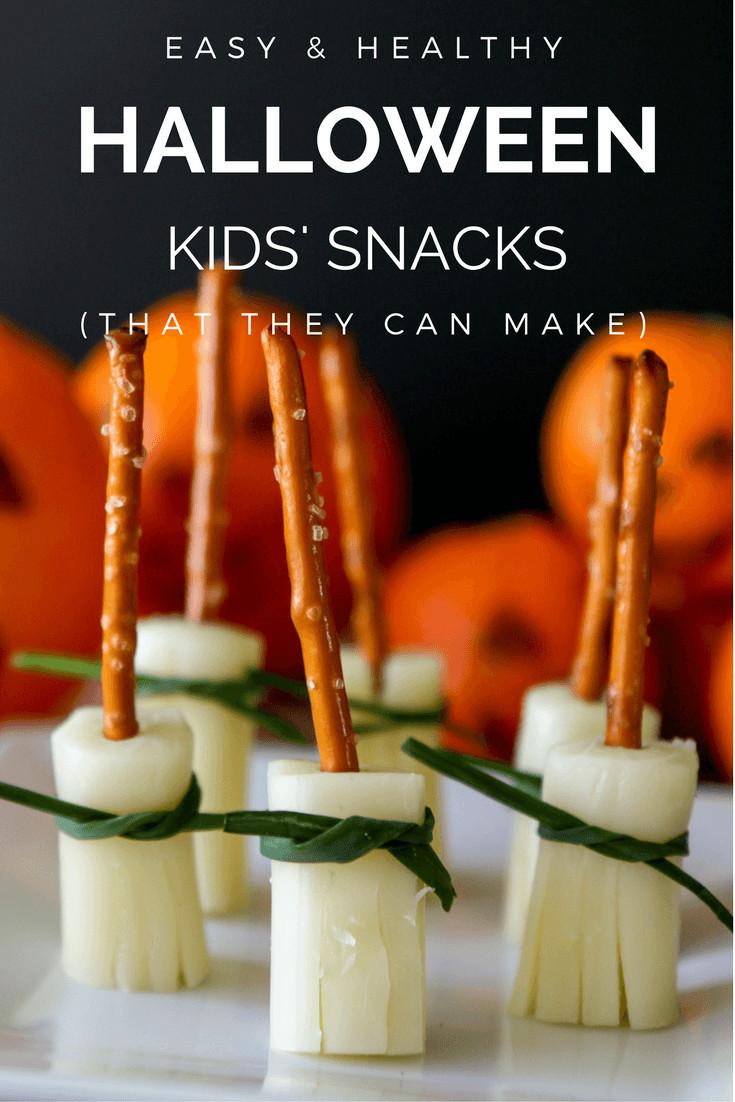 Healthy Halloween Party Snacks  5 Easy and Healthy Halloween Snacks for Kids La Jolla Mom
