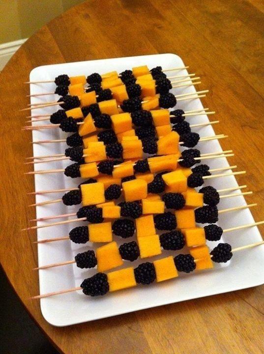 Healthy Halloween Party Snacks  Best 20 Halloween Treats Ideas My Easy Recipes