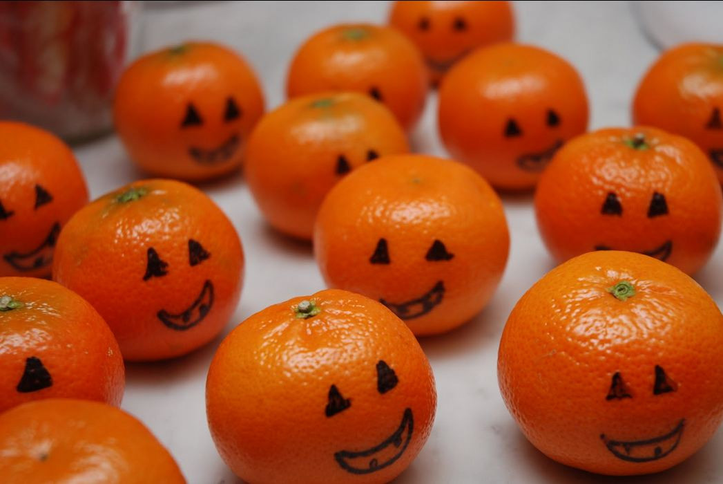 Healthy Halloween Party Snacks  Healthy Halloween Treats for Little Critters
