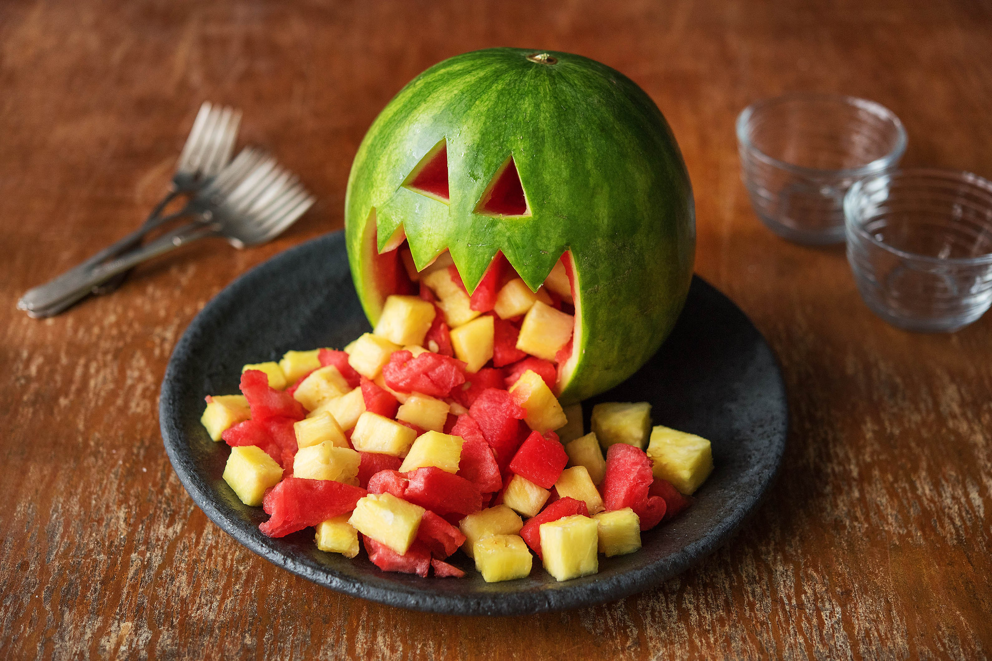 Healthy Halloween Party Snacks  Happy Healthy Halloween Options