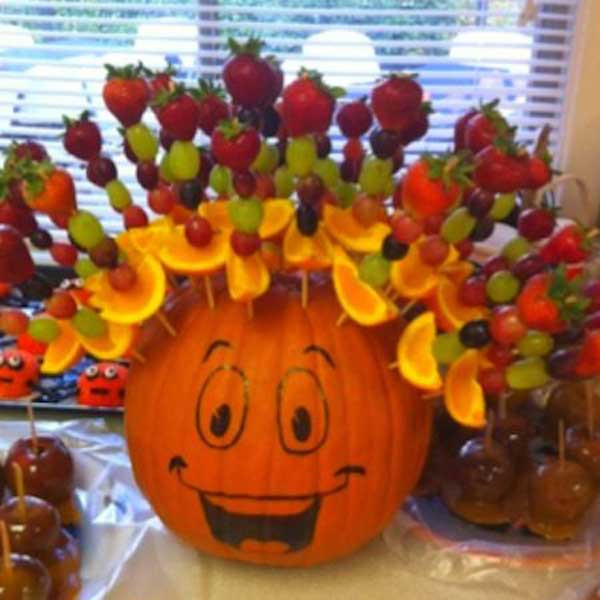 Healthy Halloween Party Snacks  Scary Halloween Snack Hacks You Should Try