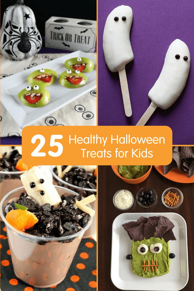 Healthy Halloween Snacks For Kids  25 Healthy Halloween Treats for Kids Fun Halloween