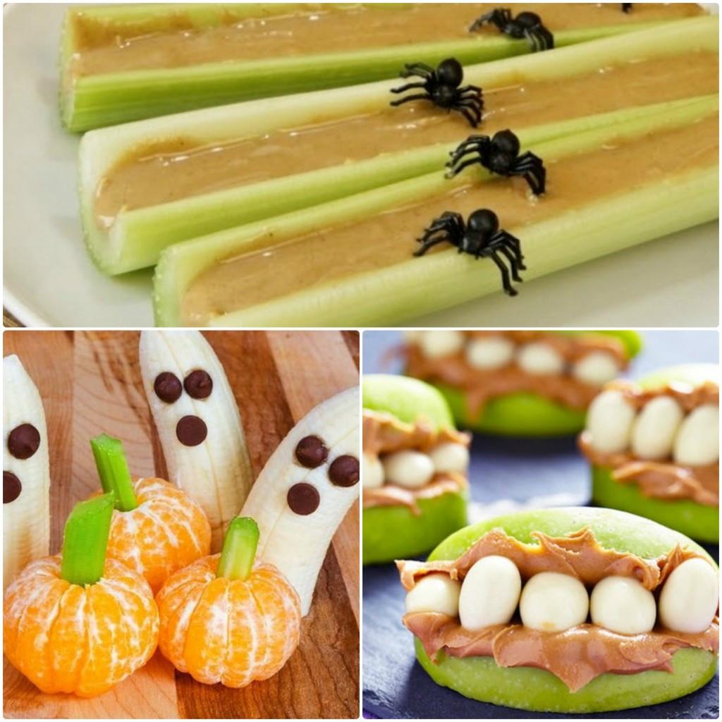 Healthy Halloween Snacks For Kids  Healthy Halloween Treats for Kids
