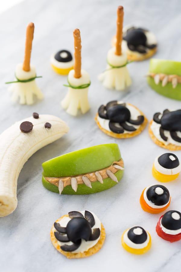 Healthy Halloween Snacks For Kids  5 Healthy Halloween Kids Snacks Gluten Free Meaningful
