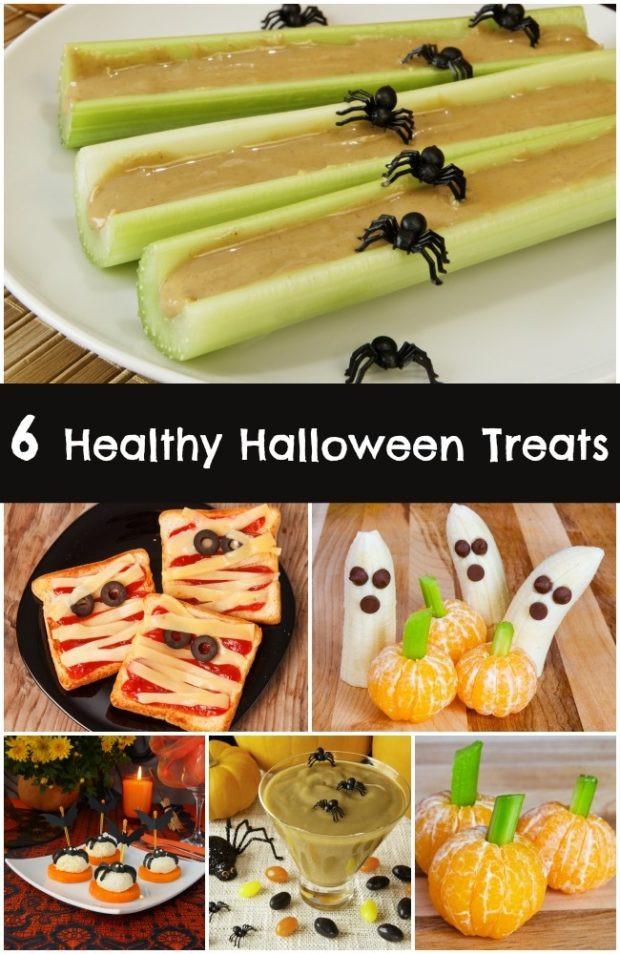 Healthy Halloween Snacks For Kids  6 Healthy Halloween Treats