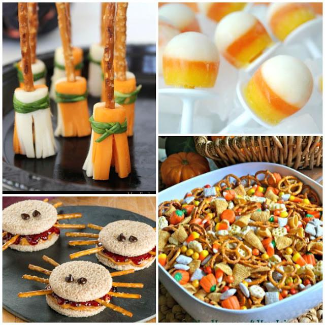 Healthy Halloween Snacks For Kids  Healthy Halloween Snacks For Kids