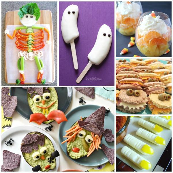 Healthy Halloween Snacks For Kids  31 Healthy Halloween Snacks for Kids Fantastic Fun