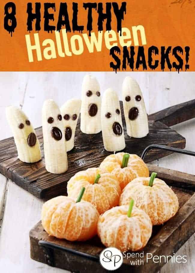 Healthy Halloween Snacks For Kids  8 Healthy Halloween Snacks for Kids Spend With Pennies