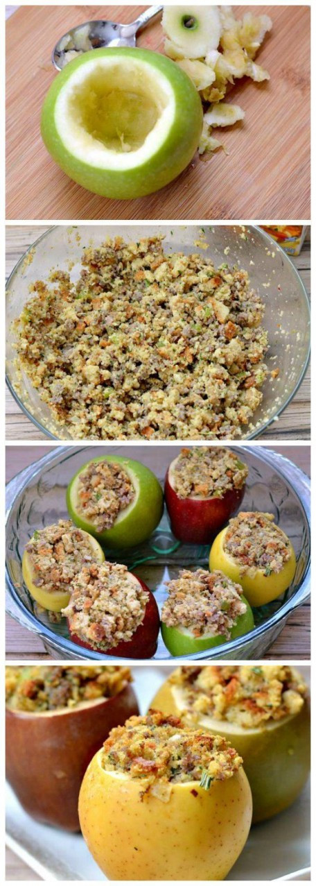 Healthy Stuffing Recipes For Thanksgiving  50 Thanksgiving Turkey & Stuffing Recipes Heart Filling