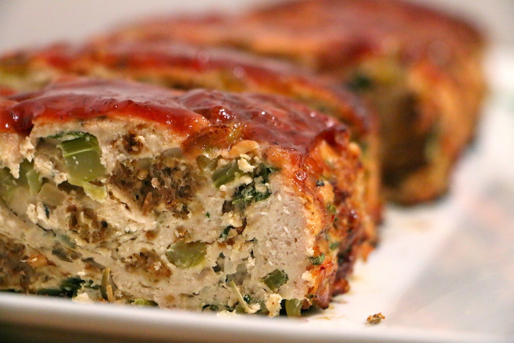 Healthy Stuffing Recipes For Thanksgiving  9 Turkey Meatloaf Recipes That Keep Things Interesting
