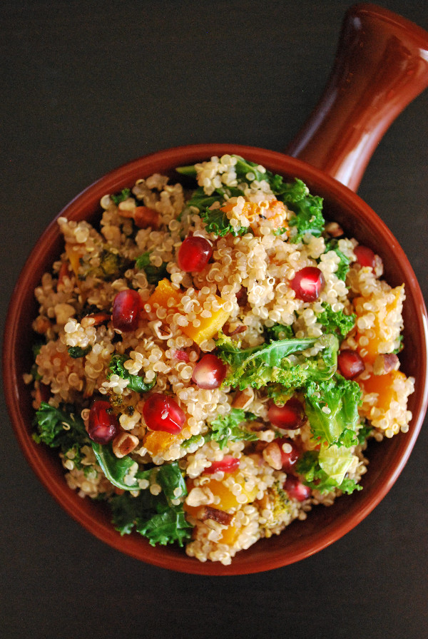 Healthy Stuffing Recipes For Thanksgiving  Easy Thanksgiving Stuffing with Quinoa and Ve ables