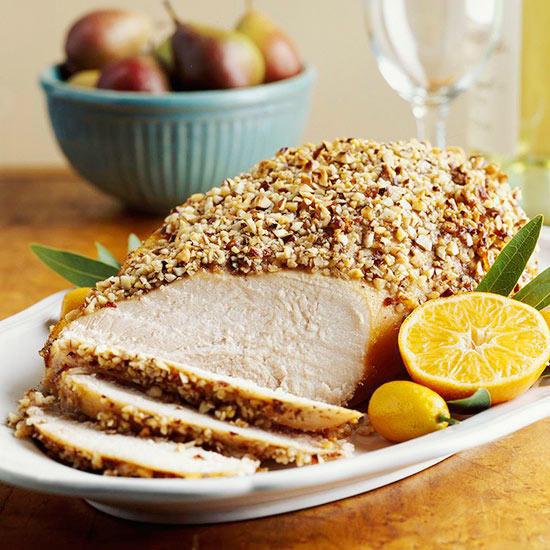Healthy Thanksgiving Menu  Healthy Thanksgiving Menu