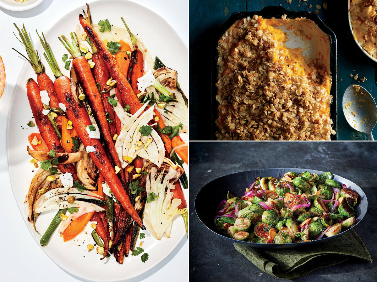 Healthy Thanksgiving Menu  Healthy Thanksgiving Menu Recipes and Ideas Cooking Light