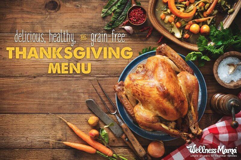 Healthy Thanksgiving Menu  How to Plan a Healthy Thanksgiving Menu Recipes Printable