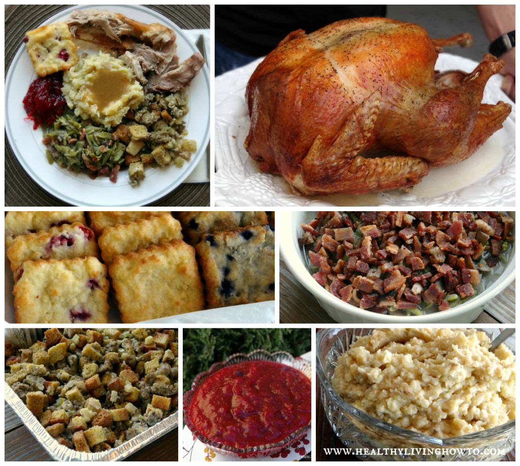 Healthy Thanksgiving Menu  Healthy Thanksgiving 2012 Recipe Round Up