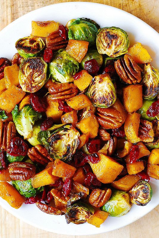 Healthy Thanksgiving Side Dish Recipes  30 Healthy Holiday Side Dishes