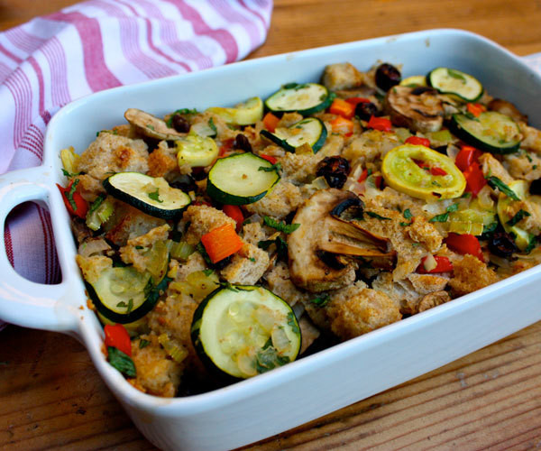 Healthy Thanksgiving Stuffing  21 Healthy Thanksgiving Recipes The Beachbody Blog