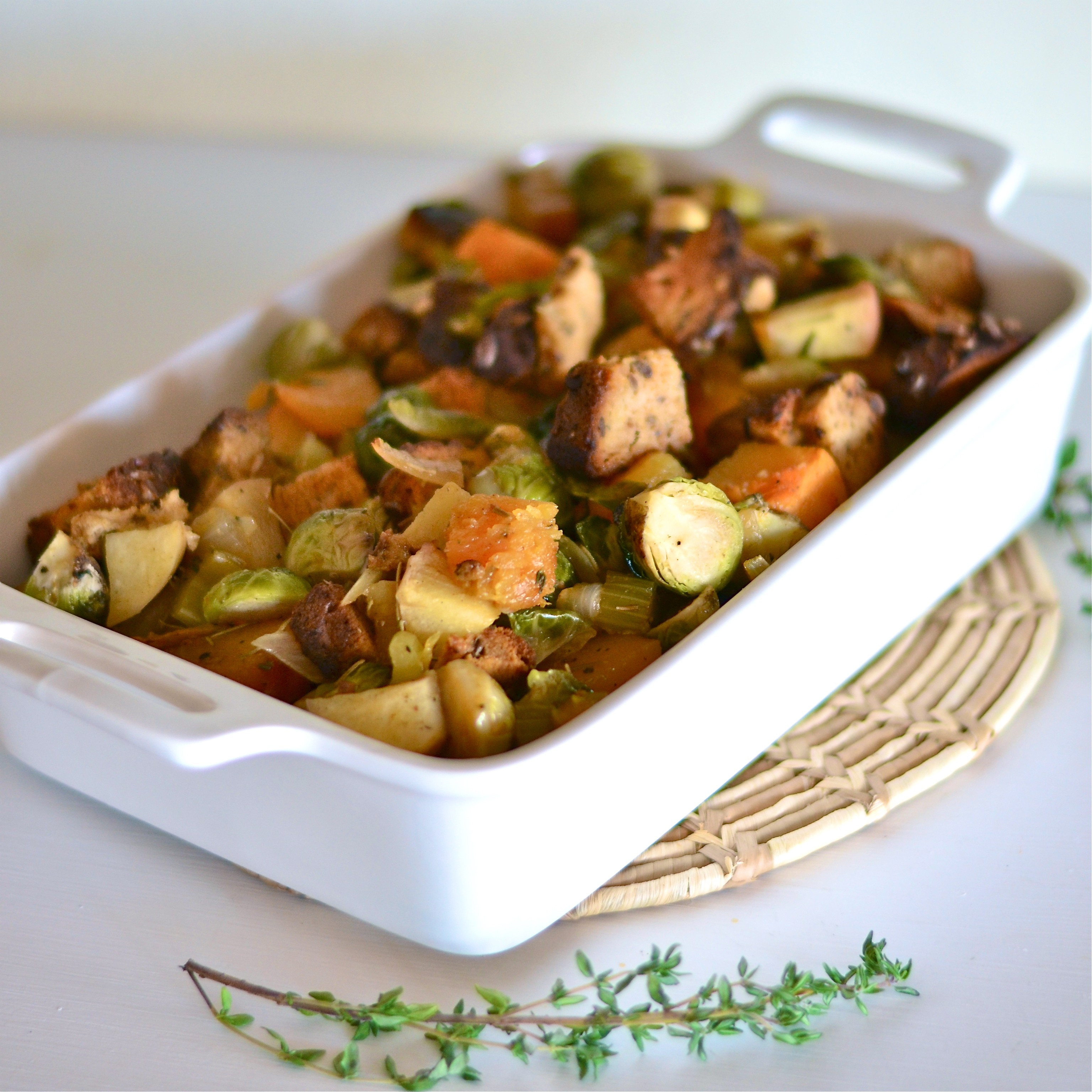 Healthy Thanksgiving Stuffing  Healthy Stuffing Recipe