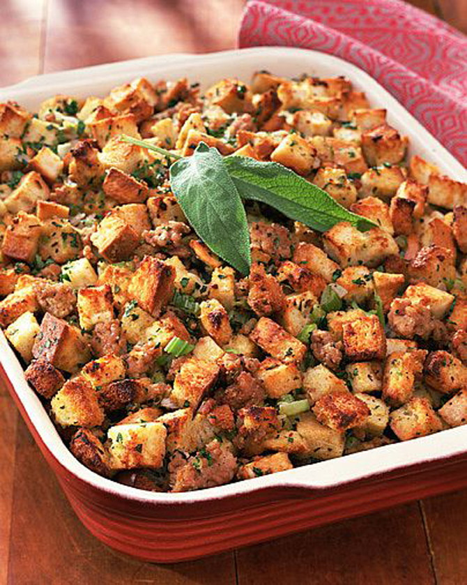 Healthy Thanksgiving Stuffing  10 Healthy Recipes That Belong on Your Thanksgiving Table