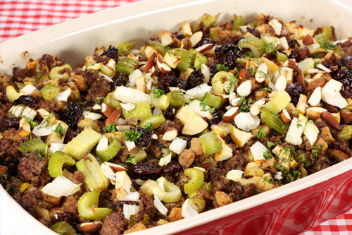Healthy Thanksgiving Stuffing  Healthy Thanksgiving side dishes
