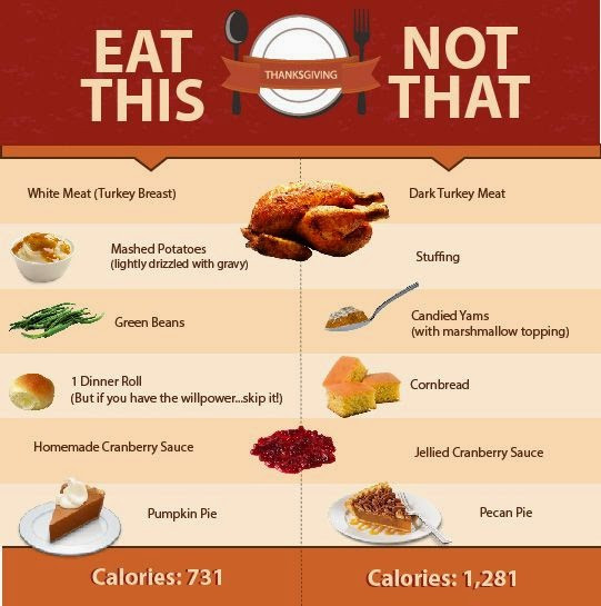 Healthy Thanksgiving Tips  Healthy Fit and Focused Thanksgiving Survival Guide 5