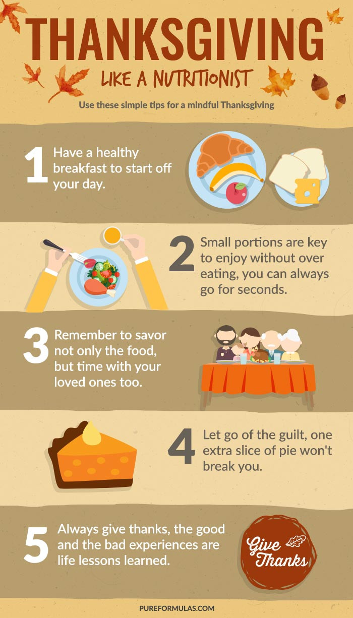 Healthy Thanksgiving Tips  5 Ways to Have a Healthy Happy Thanksgiving