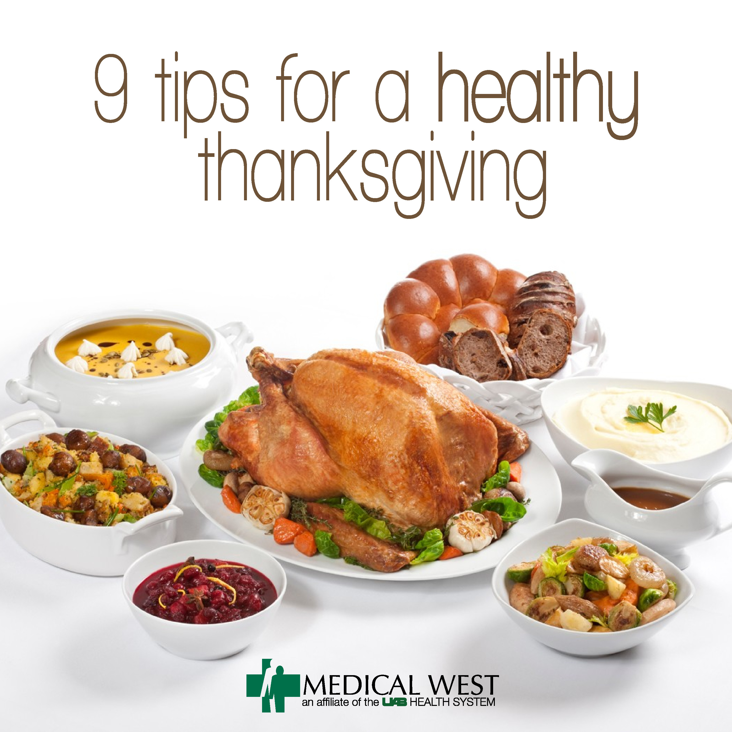 Healthy Thanksgiving Tips  9 Tips for a Healthy Thanksgiving