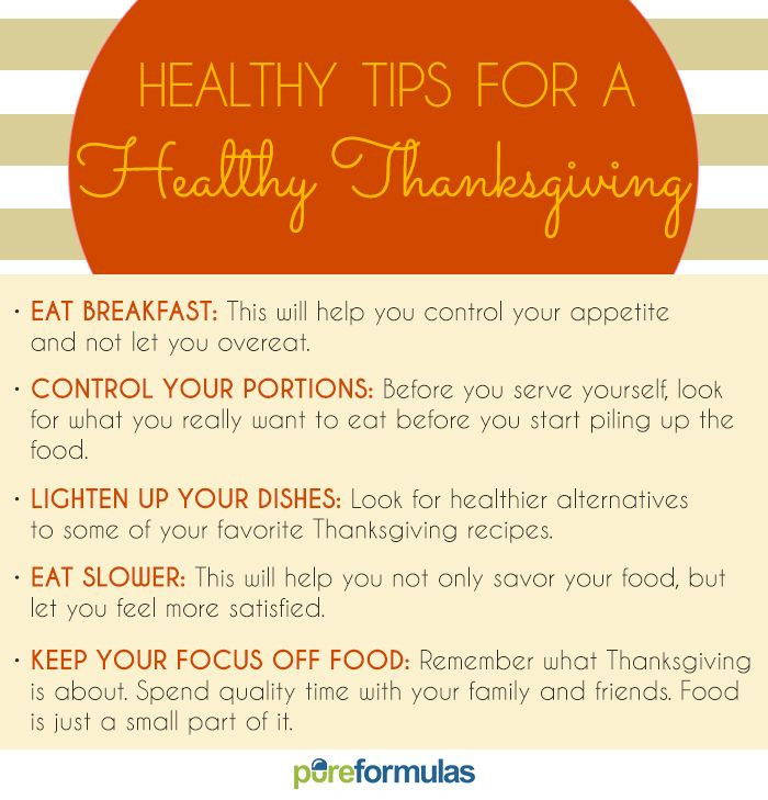 Healthy Thanksgiving Tips  109 best Healthy Tips images on Pinterest