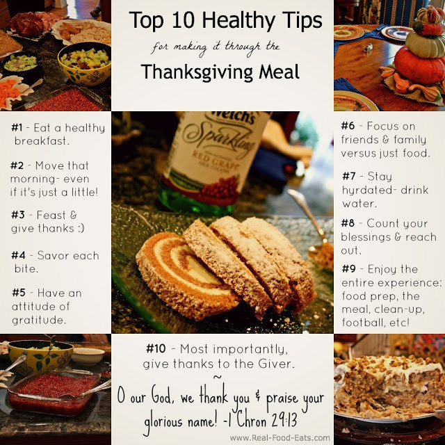 Healthy Thanksgiving Tips  Katherine Top 10 Thanksgiving Meal Tips