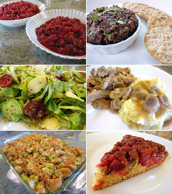 Healthy Vegan Thanksgiving Recipes  Foods For Long Life Healthy Vegan Thanksgiving Menu And