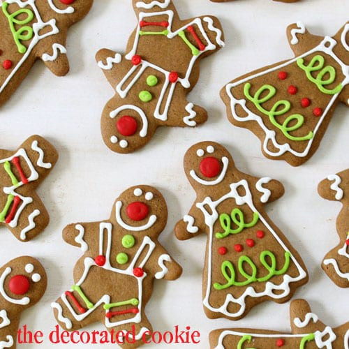 History Of Christmas Cookies  Gingerbread Cookie Kids and a History of Gingerbread