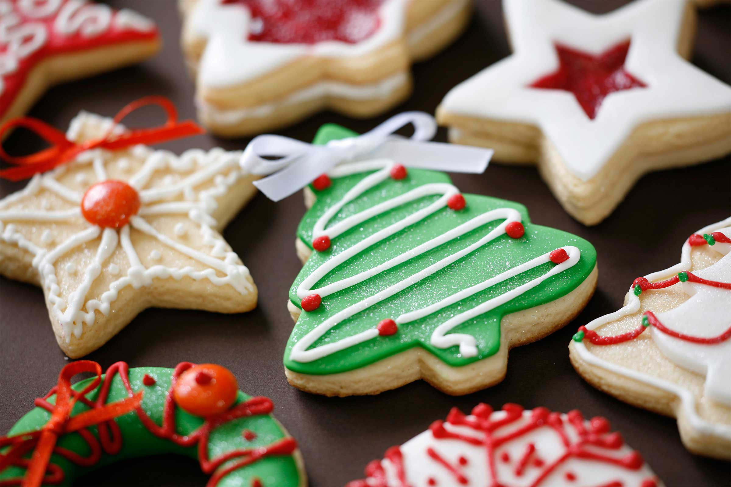 History Of Christmas Cookies  The History Behind Favorite Christmas Traditions