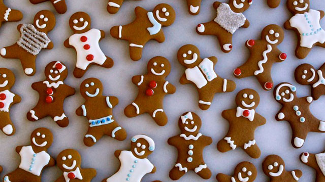 History Of Christmas Cookies  History of Gingerbread The History Kitchen