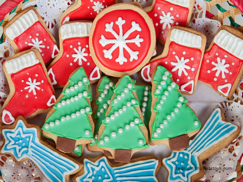 History Of Christmas Cookies  Exotic Sweet and Rich in History The Christmas Cookie