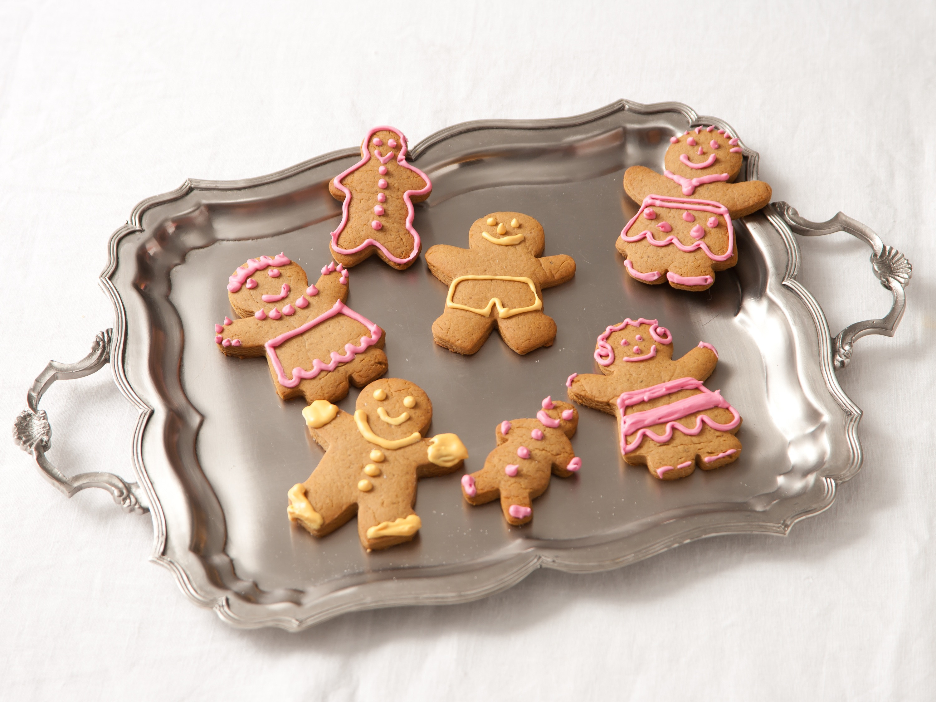 History Of Christmas Cookies  The History Behind the Gingerbread Man AOL Food