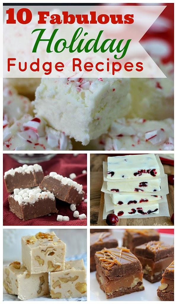 Holiday Fudge Recipes Christmas  Top 10 Christmas Themed Fudge Recipes House of Hawthornes