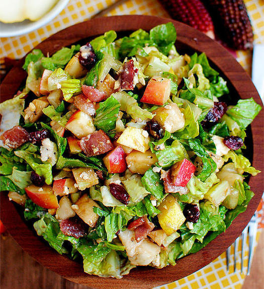 Holiday Salads Thanksgiving  Thanksgiving Salad Recipes That Win the Holiday