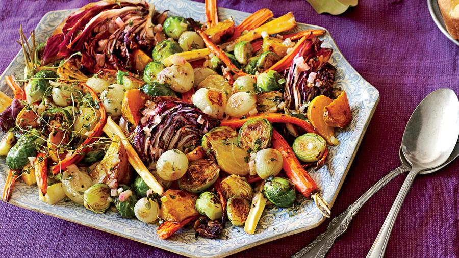 Holiday Salads Thanksgiving  Our Favorite Thanksgiving Salad Recipes Southern Living