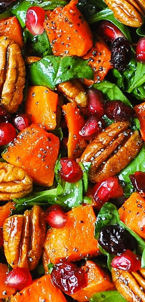 Holiday Salads Thanksgiving  Best 25 Fall appetizers ideas on Pinterest